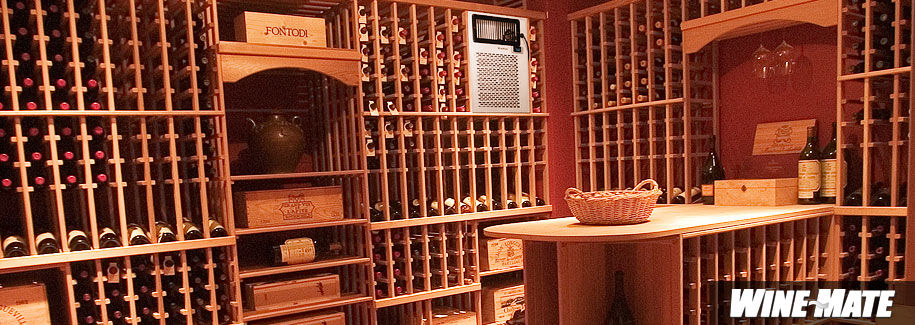 Wine Cellar Climate Control