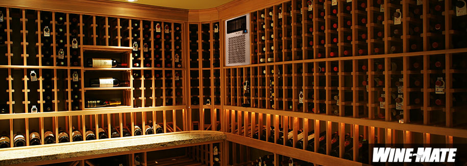 Wine Cellar Climate Control Cooling Systems Wine Mate