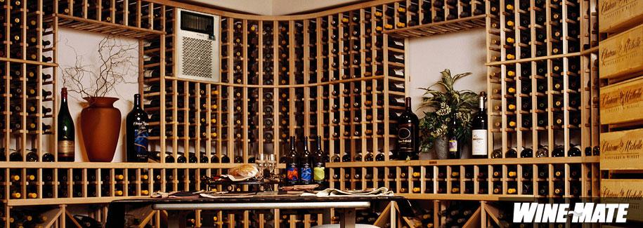 ... Wine Cellar Climate Control  sc 1 th 134 & Wine Cellar Climate Control Cooling Systems - Wine-Mate